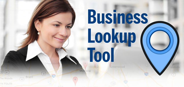 Business Lookup Tool
